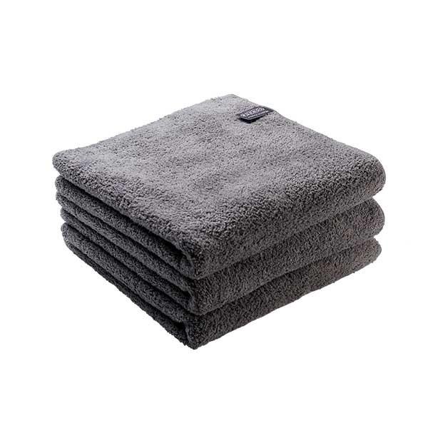 Home-Handtuch grau-grau