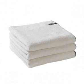 Home-Duschtuch weiß-grau